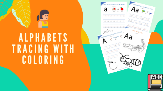 Alphabets Tracing Download