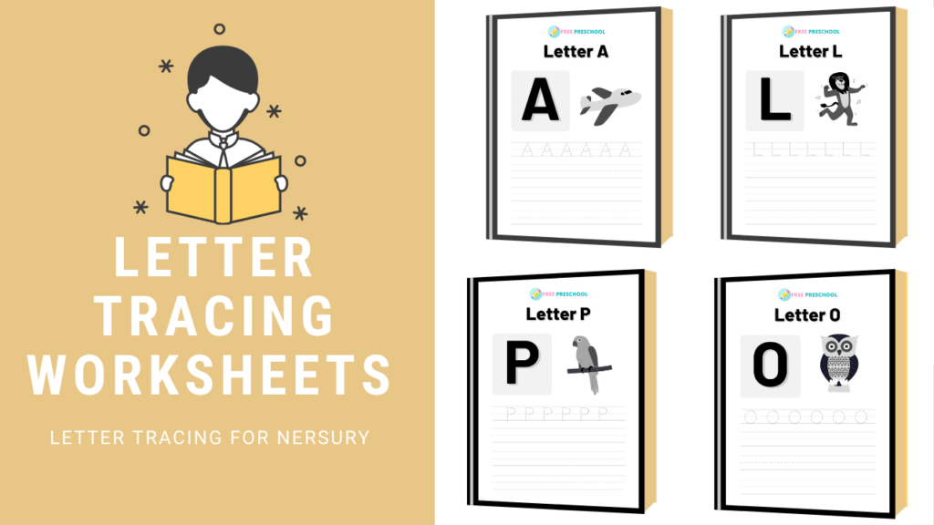 Capital Letter Tracing Worksheets