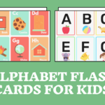 10+ Printable Alphabet Flash Cards for Baby PDF