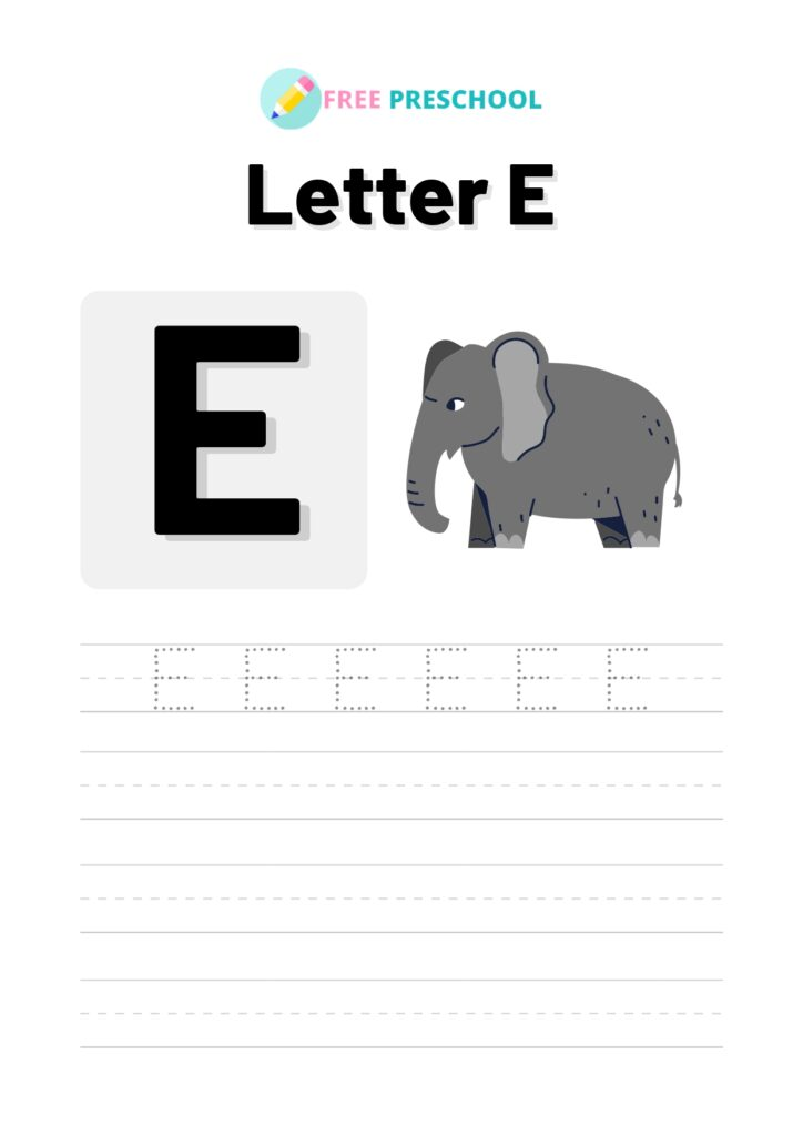 a to z tracing letters